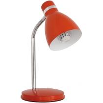 Лампа настольная Kanlux ZARA HR-40-OR  40 Вт E14 оранжевая