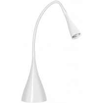 Лампа настольная светодиодная Kanlux CLARISA 6LED SMD KT-W  4,6 Вт  белая