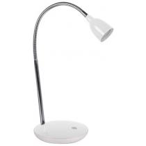 Лампа настольная светодиодная Kanlux LUCY-W  2,6 Вт  белая