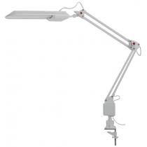 Лампа настольная люминесцентная KT017C-W HERON Kanlux 11 Вт G23 белая