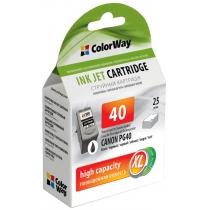 Картридж струменевий CANON PG40 Color Way