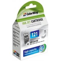 Картридж струйный HP CC641HE (№121XL) Color Way