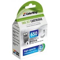 Картридж струйный HP CZ101AE (No.650) Color Way