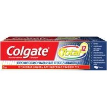 Зубная паста Colgate Total 12 Комплексное Отбеливание 75мл