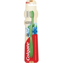 Зубная щетка Colgate Древние секреты Безопасное отбеливание мягкая