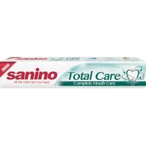 Зубна паста Sanino Total Care Комплексний догляд 50 мл