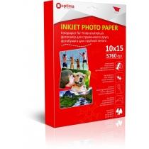 Фотопапір Optima 10х15см, матовий, 230 г/м2, 20 арк.