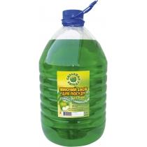 Моющее средство для посуды Настоящая выгода Яблоко 5 л
