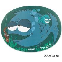 Коврик для мыши GREENWAVE ZOOdiac-01