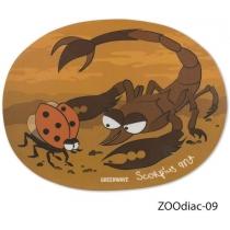 Коврик для мыши GREENWAVE ZOOdiac-09