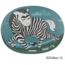 Коврик для мыши GREENWAVE ZOOdiac-12