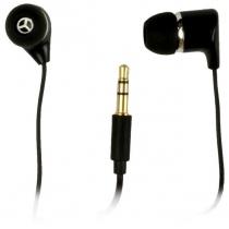 Навушники-вкладиші GREENWAVE EX-018, чорний