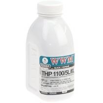 Тонер WWM THP1100 для HP LJ 1100/5L/6L, Black, 140г