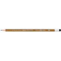 Олівець чорнографітний Economix GOLD