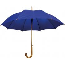 Зонт трость автомат. TWIST, синий