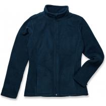 Куртка флисовая женская ST 5100, размер L, цвет: темно-синий