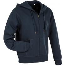 Байка з капюшоном мужская ST 5610, размер L, цвет: темно-синий