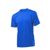 Футболка мужская ST 2000, размер S, цвет: синий