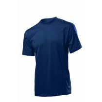 Футболка мужская ST 2000, размер M, цвет: синий насыщеный