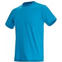 Футболка мужская ST 2000, размер S, цвет: синий морськой