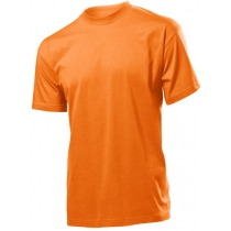 Футболка мужская ST 2000, размер M, цвет: оранжевый