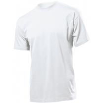Футболка мужская ST 2000, размер M, цвет: белый