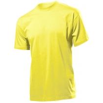 Футболка чоловіча ST 2000, розмір S, колір: жовтий
