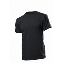 Футболка чоловіча ST 2100, розмір M, колір: чорний