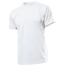 Футболка чоловіча ST 2100, розмір M, колір: білий