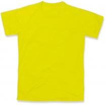 Футболка мужская ST 8410, размер XXL, цвет: желтый