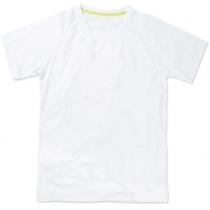 Футболка мужская ST 8410, размер L, цвет: белый