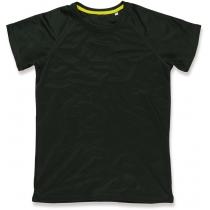 Футболка женская ST 8500, размер XL, цвет: черный