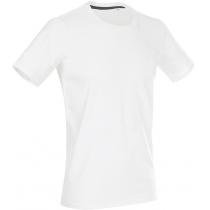 Футболка мужская ST 9600, размер XXL, цвет: белый