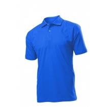 POLO мужское ST 3000, размер M, цвет: синий