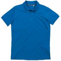 POLO мужское ST 9060, розмір M, колір: синій королівський