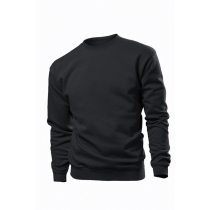 Толстовка мужская ST 4000, размер XL, цвет: черный