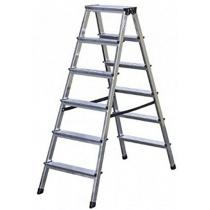 Лестница-стремянка Dopplo 2x6 ступеней KRAUSE Dopplo