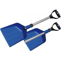 Автомобільна лопата для снігу розкладна 500-730мм