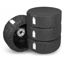 """Набір 4 захисні чохли для автомобільних шин і коліс """"4xSeason""""  XL 17-20"""""""