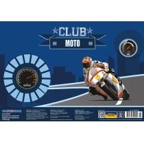 """Килимок для дитячої творчості """"Moto Club"""""""