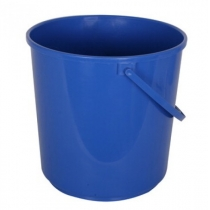 Ведро пластиковое цвет ассорти 14 л