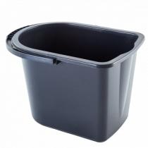 Ведро прямоугольное синее 14 л