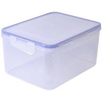 Контейнер для продуктів із затиском прямокутний 2,5 л