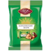 Конфеты Королевский шарм с ореховой начинкой 113 гр