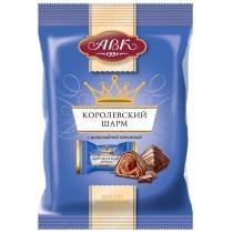 Конфеты Королевский шарм с шоколадной начинкой 113 гр