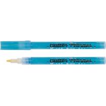Маркер с блестками Glitter STA 1152, синий
