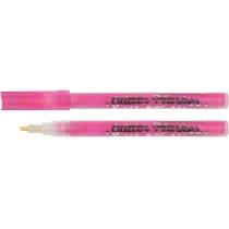 Маркер с блестками Glitter STA 1152, розовый неоновый