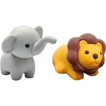 Набір: гумки дитячі Zoo1