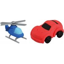 Набір: гумки дитячі Transport