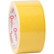 Лента клейкая малярная 48мм * 27м, желтая